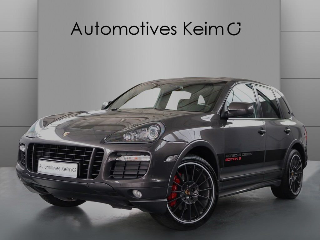 porsche cayenne gts design edition 3 sportabgas luft 21. Black Bedroom Furniture Sets. Home Design Ideas