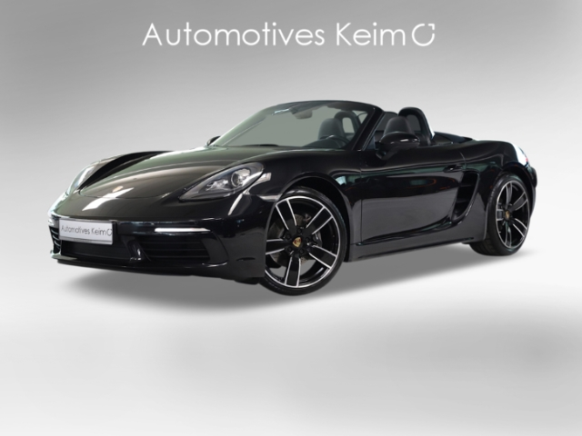 Porsche Boxster Automotives Keim GmbH 63500 Seligenstadt Www.automotives Keim.de S214987 01