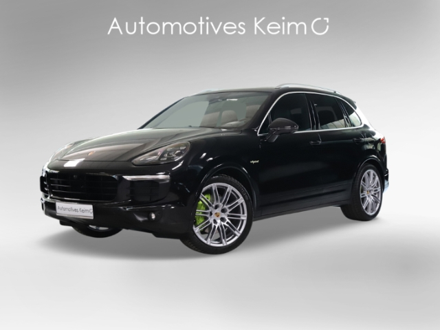 Porsche Cayenne Automotives Keim GmbH 63500 Seligenstadt Www.automotives Keim.de LA16582 01