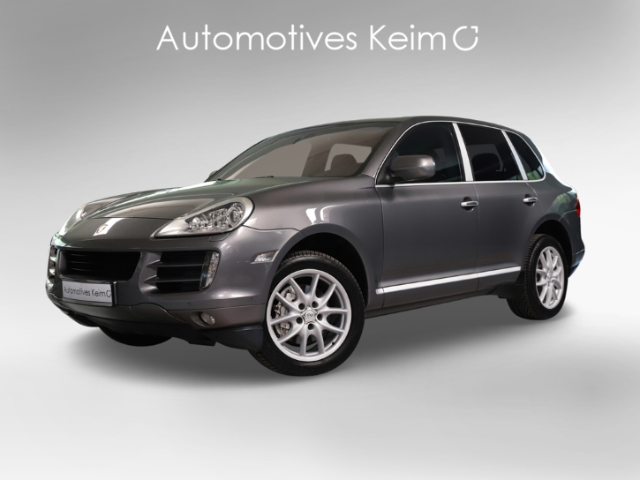 Porsche Cayenne Automotives Keim GmbH 63500 Seligenstadt Www.automotives Keim.de LA43819 01
