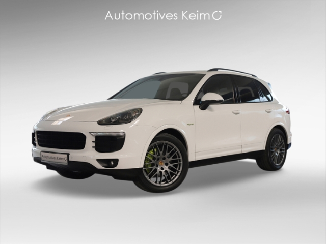Porsche Cayenne Automotives Keim GmbH 63500 Seligenstadt Www.automotives Keim.de LA72244 01